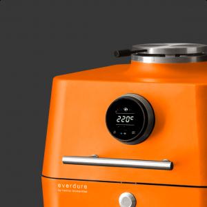4k orange close up