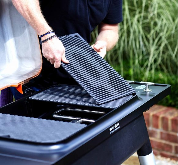 Force Removing grills