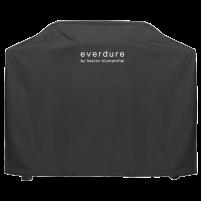 Furnace full cover black front on