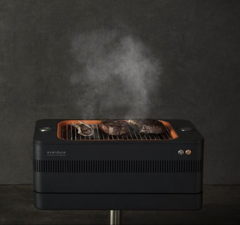 Fusion grilling steaks
