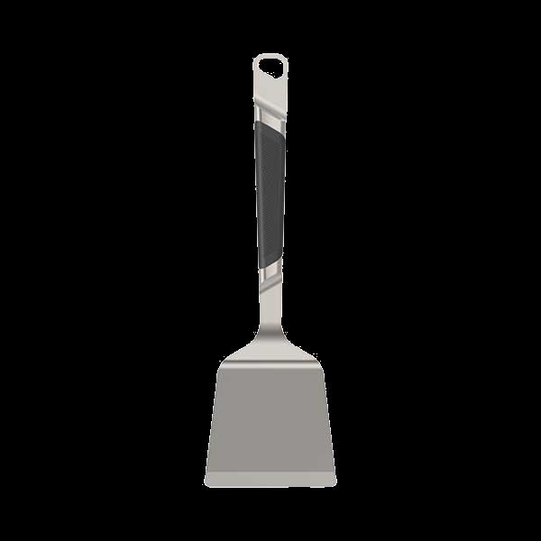 Quantum tools medium premium spatula with soft grip top down