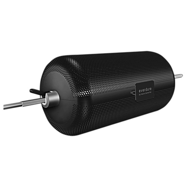 Rotisserie tumbler front angle
